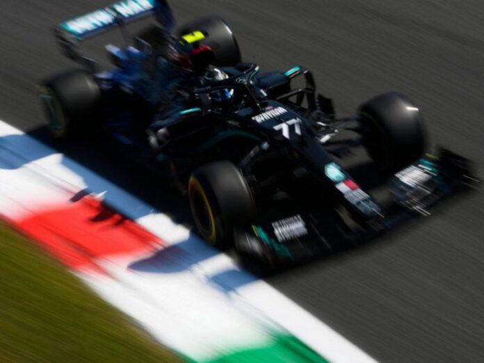 Valtteri Bottas rompió el dominio de Lewis Hamilton.