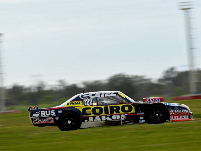Andrés Jakos fue ganador de las dos clasificaciones de ayer.