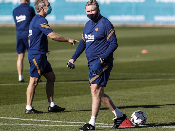 Ronald Koeman dijo que Messi es un jugador importantísimo.